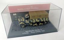 Carros e Tanques de Guerra de Coleccção em miniatura - Parte 2