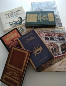 Coleccionismo, Decoração e Livros