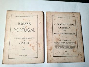 2 OBRAS DE FERNANDO HENRIQUES VAZ