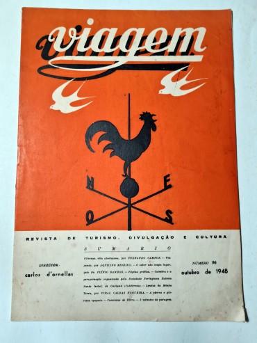 VIAGEM – REVISTA DE TURISMO, DIVULGAÇÃO E CULTURA 1948