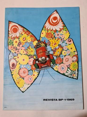 REVISTA BP 1968 PRIMEIRO NÚMERO
